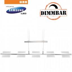 Dimmbare Design LED-Pendelleuchte 5-flg. von FLI