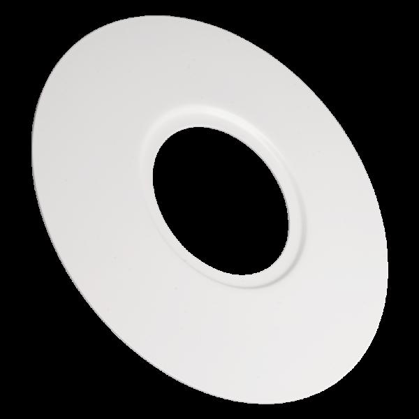 Blendrahmen für Einbaustrahler - weiß